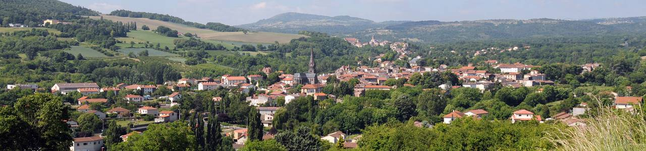 village de saint saturnin puy de dome