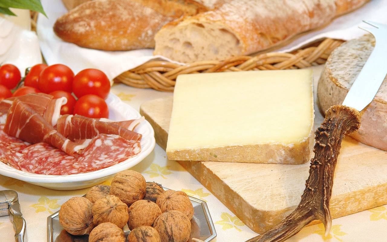 charcuterie fromage auvergne
