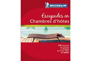 Chambres d'hôtes Michelin (Michelin guestroom guide)