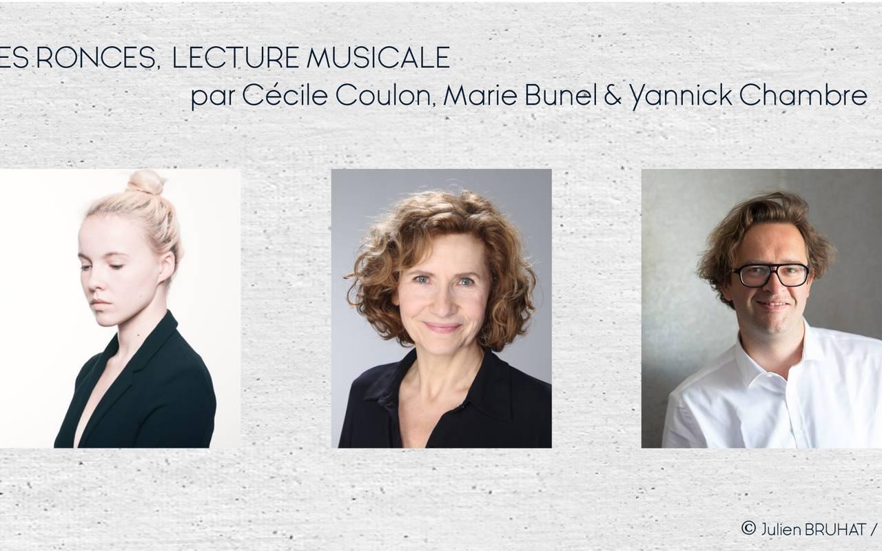 Animation lecture musicale  à la maison d'hôtes en Auvergne